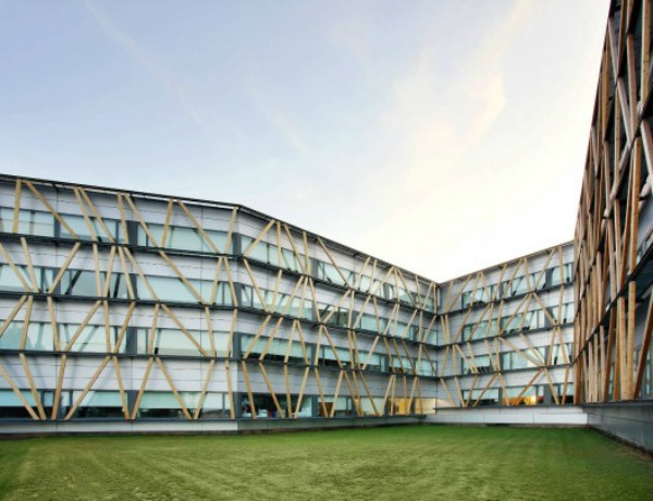 telefonica - Telefonica Corporate University in La Roca del Vallès