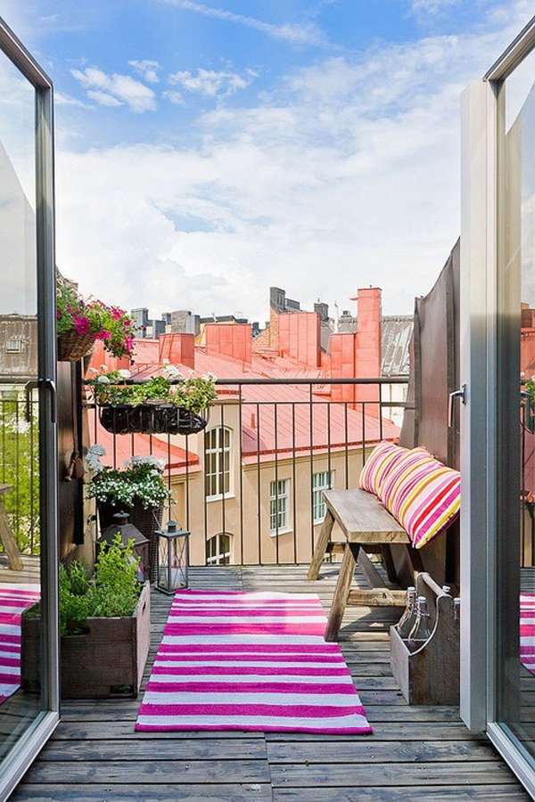 terraza02 - The perfect terrace: How to decorate?