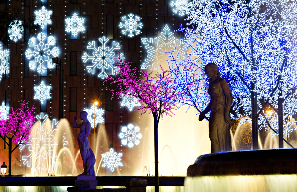 time out - The shiniest five cities at Christmas of Spain