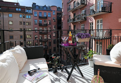 tumblr lvi1ii3Z2F1qjhzd6o1 500 - Ideas to Decorate your Home Terrace
