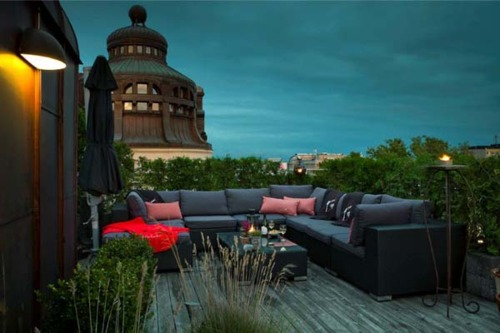 tumblr lvojgl1s821r4xu1yo1 500 - Ideas to Decorate your Home Terrace