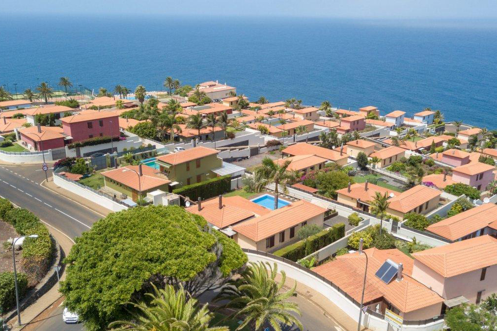 ubicación 1 - Villa with sea views in Tenerife: your dream home
