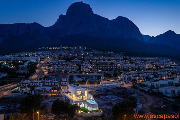 ubicación - Luxurious villa in Alicante: luminous and very spacious