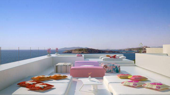 ultra modern house in Ibiza5