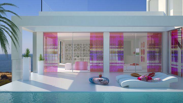 ultra modern house in Ibiza6