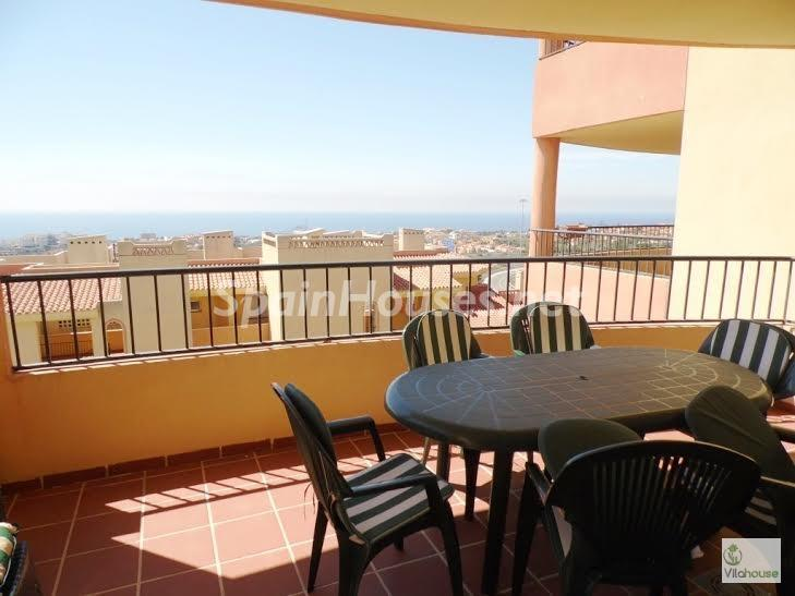 vacation rental flat in Mijas Costa