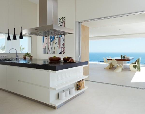 villa en Ibiza 4 - Modern Architecture in Spain: Villa in Ibiza by Minimum Arquitectura