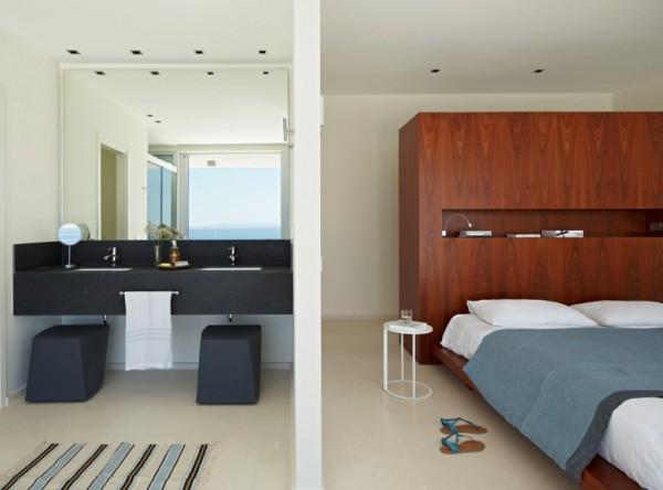 villa en Ibiza 6 - Modern Architecture in Spain: Villa in Ibiza by Minimum Arquitectura